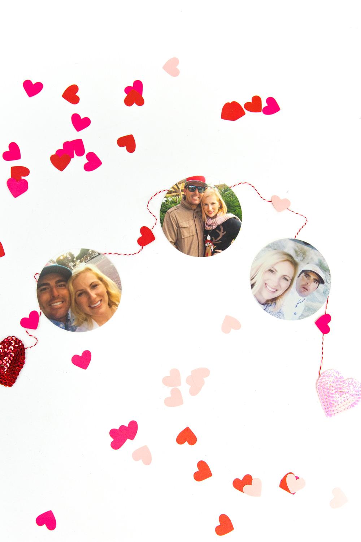 DIY Heart Garland - Snaps: A Blog from SnapBox